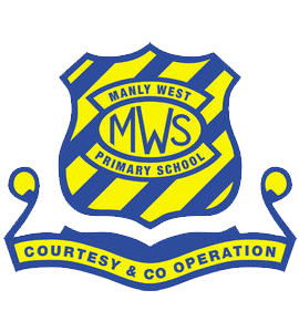 Manly West Public School logo