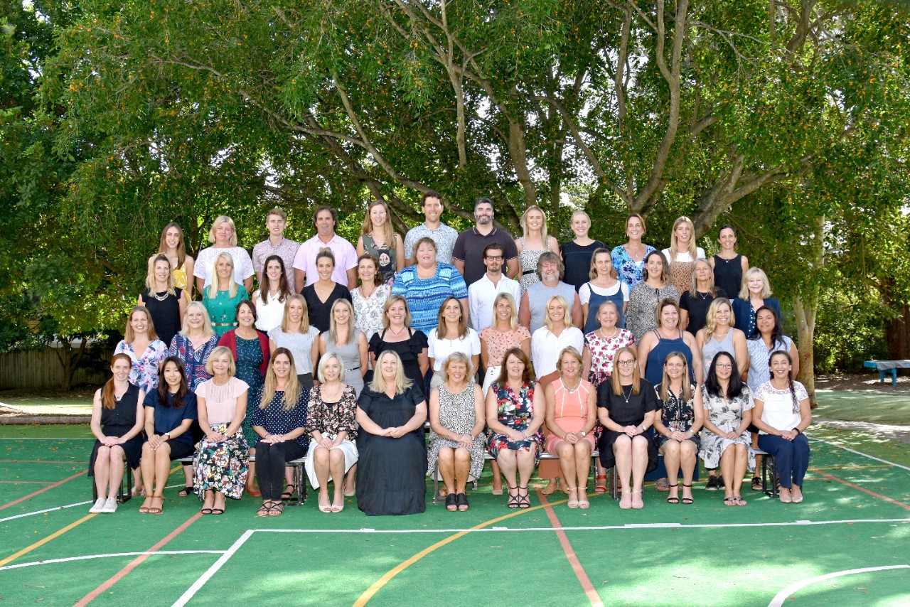 Manly West staff photo 2019